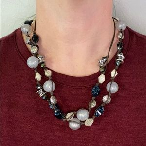 Premier Designs | 'Chambray' Necklace